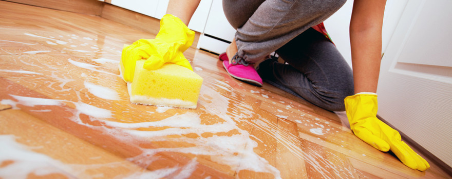 home cleaning checklist for new movers.