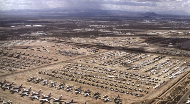 davis monthan air force base tucson.