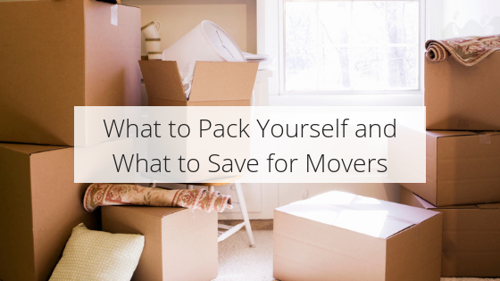 What to pack and when to pack it from Tucson Moving Service.